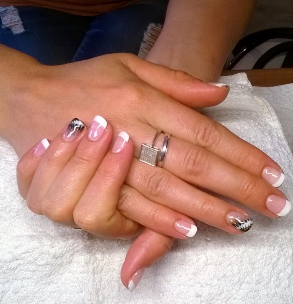 Extrêmement Poses d'ongles en gel NU73