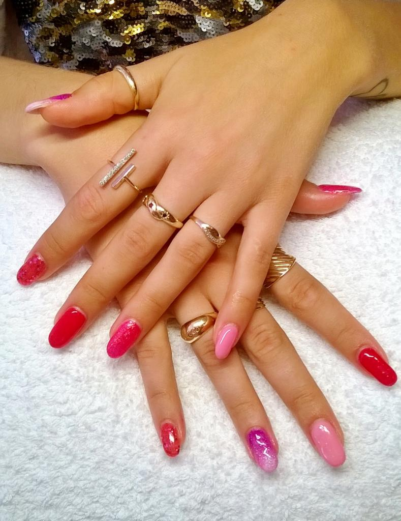 Modele d ongle en gel couleur fashion designs - Modele d ongle ...